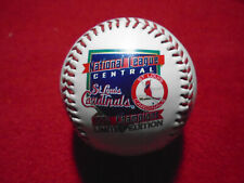 1996 St. Louis Cardinals NL Central Champs Commemorative Baseball MLB Licensed