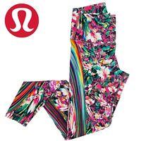 Lululemon Athletica Womens Leggings Pants Yoga Gym Run Wunder Under High Rise 6