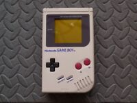 Nintendo Gameboy Original DMG-01 W/Glass Screen