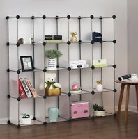 Shoe storage shelving books,toys,shoes,clothes,organized cube plastic storage