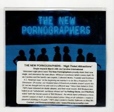 (IC782) The New Pornographers, High Ticket Attractions - 2017 DJ CD