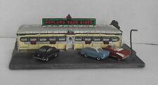 Highland Park Diner Rochester, New York Danbury Mint 1993 Classic Diner Series