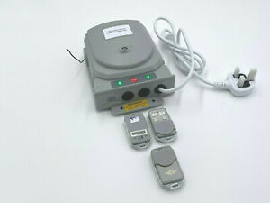 Neco Multi Channel Remote Control System (Euro) Roller Shutters incl 3 Remotes