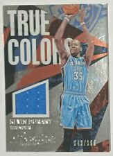 Kevin Durant #13 Prestige Plus True Colors Materials 2014/15 NBA Card (#43/199)