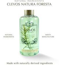 Clevos Natura Foresta Organic Rosemary Shampoo 530ml, 17.9 fl.oz.EWG VERIFIED