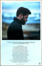 PASSENGER 2017 Tour | Young as the Morning Old As The Sea Ltd Ed RARE New Poster