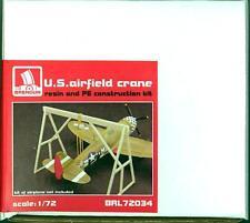 Brengun Models 1/72 U.S. AIRFIELD CRANE Resin & Photo Etch Update Set