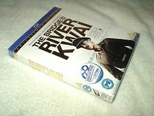 Blu Ray Movie The Bridge On The River Kwai with card slipcover
