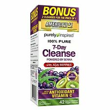 Purely Inspired, 7-Day Cleanse, Weight Loss Supplement (42 Tablets)
