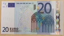 EUROPEAN UNION 20 Euro (Netherlands P) P10p Trichet UNC Banknote