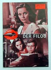 Der Filou - Laura Antonelli - A. Momo - Nr. 116 - Neuer Film Kurier (j-9102