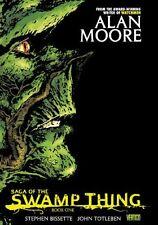 Saga of the Swamp Thing, Book 1 NUEVO Brossura Libro  Alan Moore, Stephen Bisset
