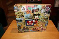 Disney Parks Walt Disney World Photo Album New 50 Photo Sleeves 200 Photo