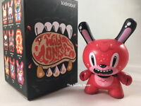 "BUBBLEGUM BEAR ~ Kidrobot The WILD ONES series DUNNY Vinyl 3"" Mini Figure"