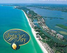 Florida - SIESTA KEY - Travel Souvenir Flexible Fridge Magnet