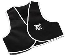 Adult Pirate Waistcoat- Jack Sparrow Fancy Dress