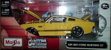 Maisto ~ Custom Shop ~ 1967 Ford Mustang GT  ~ 1:24