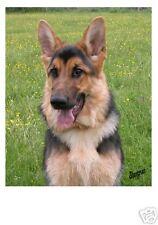 German Shepherd Dog Mousemat Design No. 3 by Starprint - Auto combined postage