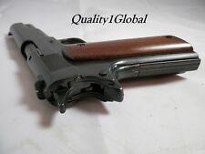 SALE PREMIUM 1911 ITALY MOVIE PROP Pistol REPLICA Hand Gun Training AID COLT 45