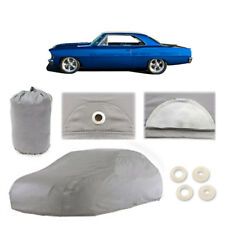 CHEVY II NOVA 5 Layer Car Cover Fitted Water Proof In Out door Rain Snow UV Sun