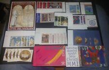 Vaticano 2001 annata completa nuova ** bordo o angolo di foglio