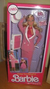 Barbie Repro 1985 NRFB DAY TO NIGHT BARBIE