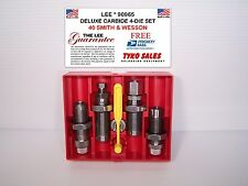 90965 * LEE DELUXE CARBIDE 4-DIE SET * 40 S&W * 10MM AUTO