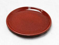 Genware nev-cp-r19 Terra Steingut Teller 19 cm rot 12 Stück (R4233S7)