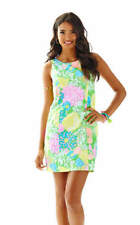 Lilly Pulitzer Cathy Shift Dress, Hibiscus Stroll size 2 NWT