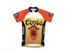 Primal Wear Coors Light Beer Cycling Jersey Men's Short Sleeve Bicycle S RARE