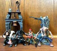 Hunchback & Werewolf Vintage McFarlane Monsters Figures & Playsets Lot 1997 90s