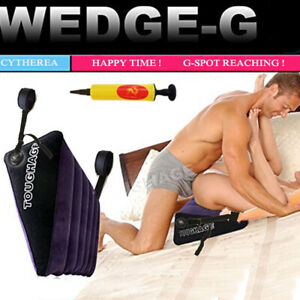 Cytherea Sex Pillow Couple Game Toy bondage Aid Air pillow With Handcuff 3201