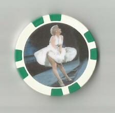 MARILYN MONROE SEVEN YEAR ITCH  COLLECTOR CHIP