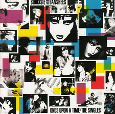 Siouxsie And The Banshees - Once Upon A Time/The Singles CD 1989,  New Wave