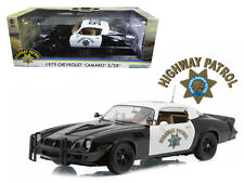 Greenlight 1/18 1979 Chevy Camaro Z28 CHP California Highway Patrol Police 12964