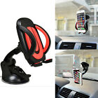 For Cell Phone GPS Universal 360° Car Windscreen Dashboard Mount Stand Holder