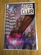 Image Comics Danger Club #1 1st Print SOLD OUT
