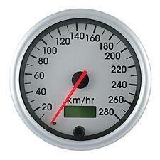 Smiths Telemetrix Speedometer Gauge 100mm 0-280kph TES5-1B32-03