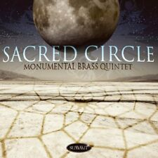 Monumentale Brass Quintet-Sacred Circle CD
