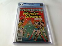WONDER WOMAN 224 CGC 9.6 WHITE PAGES DIANA TRAITOR DC COMICS