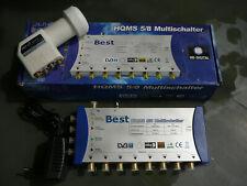 HB-DIGITAL UHD-MS 5/8 Multischalter
