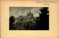 Heimatbeleg Kloster Amelungsborn Soling Unikat im Postkarten-Format ~1940