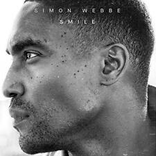 Simon Webbe - Smile (NEW CD)