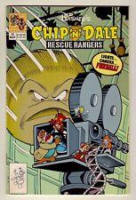 Chip 'n' Dale Rescue Rangers #10 - March 1991 Disney - TV show - VFn/NM (9.0)