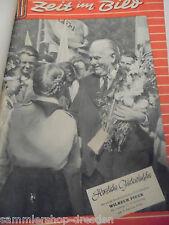 22005 ZB Zeit im Bild Jahrgang 1951; Nr. 1 bis. 26 kompl. Jahrgang 26 Hefte