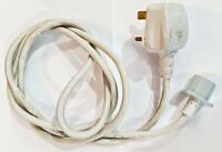 For Apple iMac Power Lead Cable UK Plug Cord 3 Pin