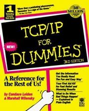 TCP/IP for Dummies-ExLibrary