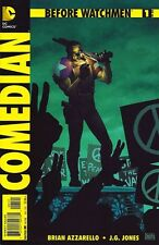 Before Watchmen Comedian #1 Risso 1:25 Variant Cover (DC, 2012) NEW