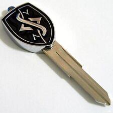 Nissan 200SX S13 S14 S15 Silvia Skyline R32 R33 Key Blank S Logo Black Colour