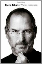 Steve Jobs: The Exclusive Biography-Walter Isaacson